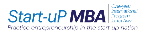 Technion Startup MBA in Israel