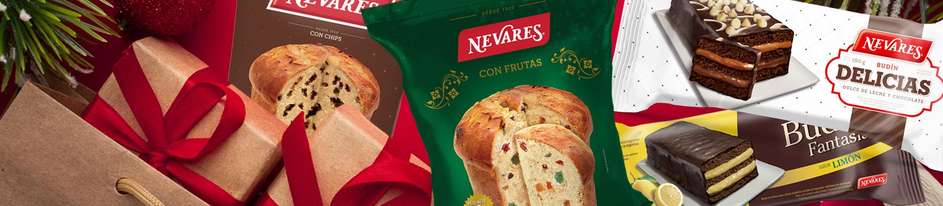 Nevares - Compañia Americana de alimentos