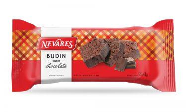 Budín de chocolate Nevares por 250 grs