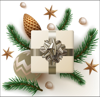 Caja navideña modelo platino