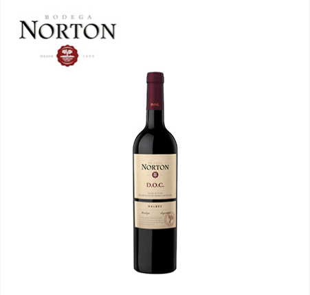Vino Norton DOC Malbec 750ml