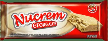 Pasta de maní Nucrem 84 grs