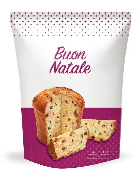 pan dulce buon natale, nevares 400 grs