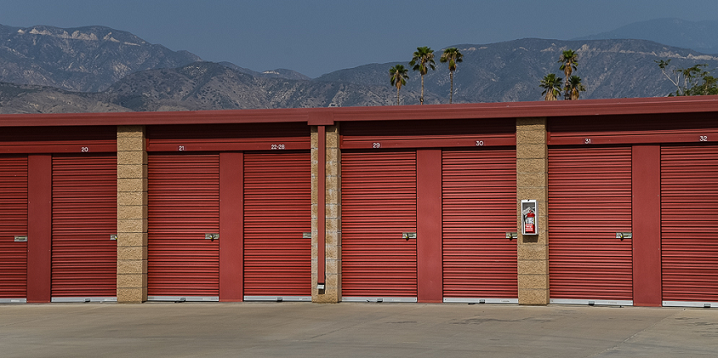 169 2016 California Arizona Storage Centers Partners And