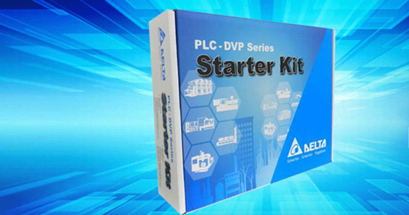 Reduce-Time-To-Comission! Delta PLC Starter Kit - Your entry