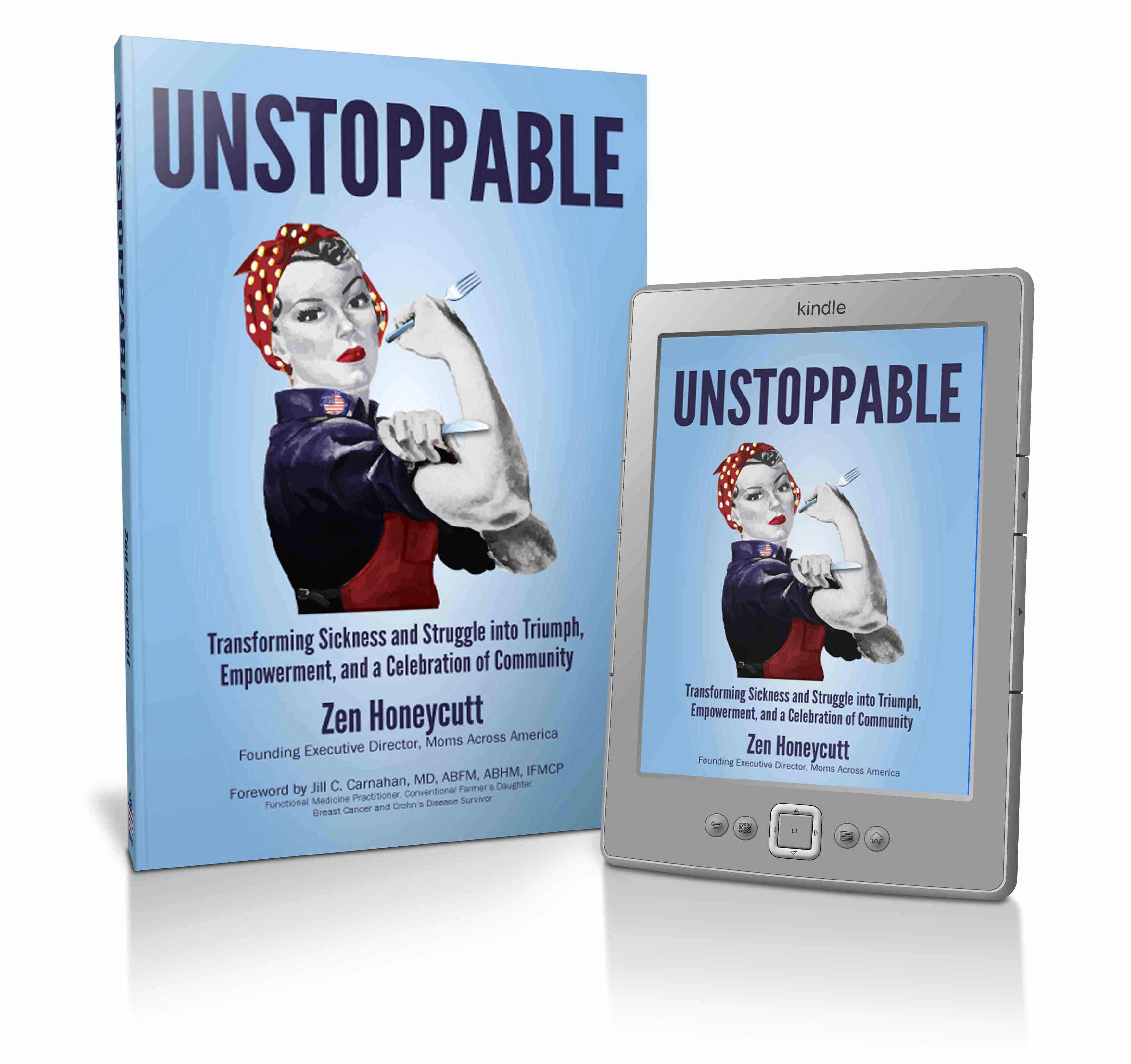 Unstoppable | The Book